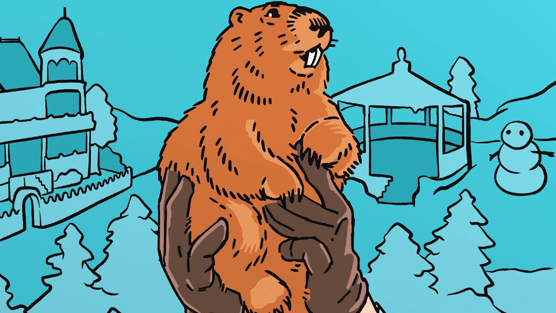 Groundhog Day: The Game artwork 2