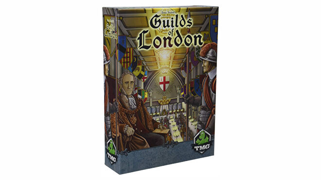 Guilds of London board game box
