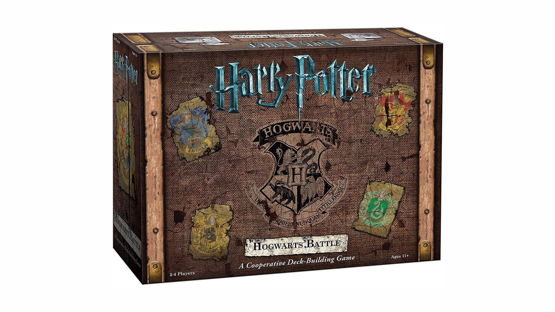 Harry Potter: Hogwarts Battle box