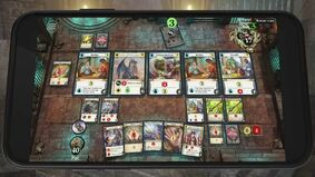 Image for Hero Realms, Star Realms' fantasy deckbuilder spin-off, is coming to PC and mobile
