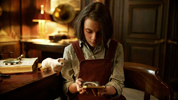His Dark Materials television still