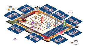 Image for Relive the holiday hijinks and harm of Home Alone in competitive board game Keep the Change