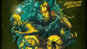 Image for Horrified brings the hunt stateside in cryptid-infested board game sequel American Monsters