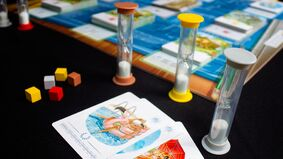 Image for 5 most exciting board games for tabletop thrillseekers