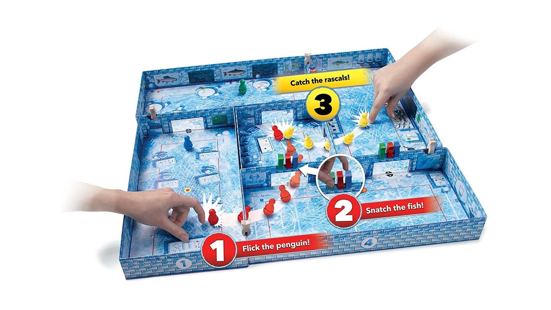 ice cool kids board game