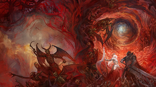 Inferno: Dante's Guide to Hell artwork