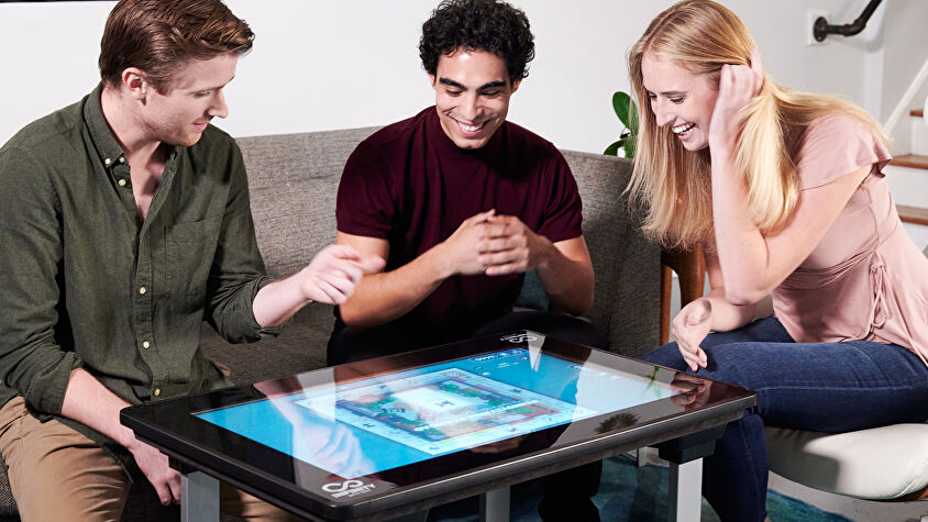 Infinity Game Table promo image