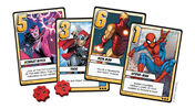 Infinity Gauntlet: A Love Letter Game board game card fan heroes