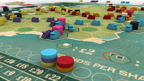 Image for Iberian Gauge is the third train game in Irish Gauge and Ride the Rails series