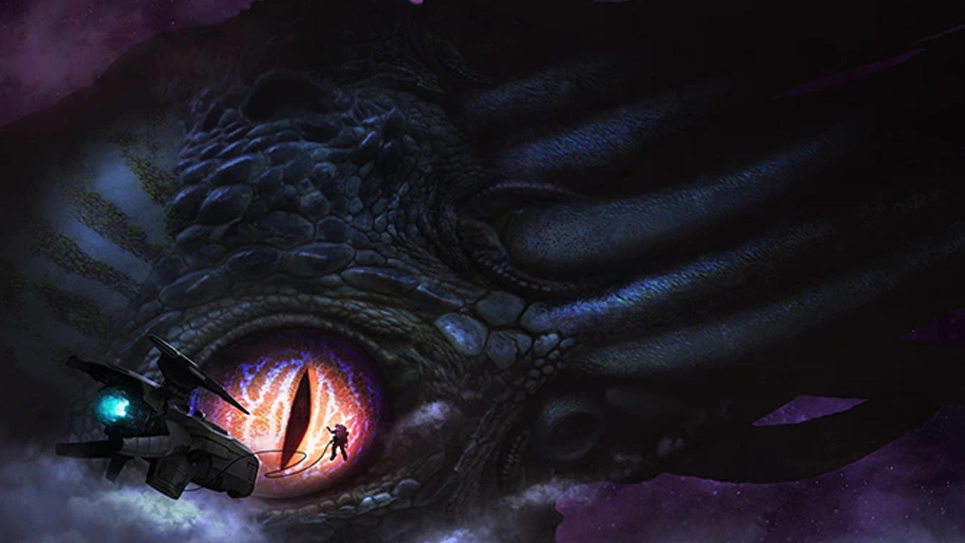 Ironsworn: Starforged RPG artwork