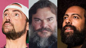 Image for Jack Black, Kevin Smith and Reggie Watts are playing Dungeons & Dragons for charity