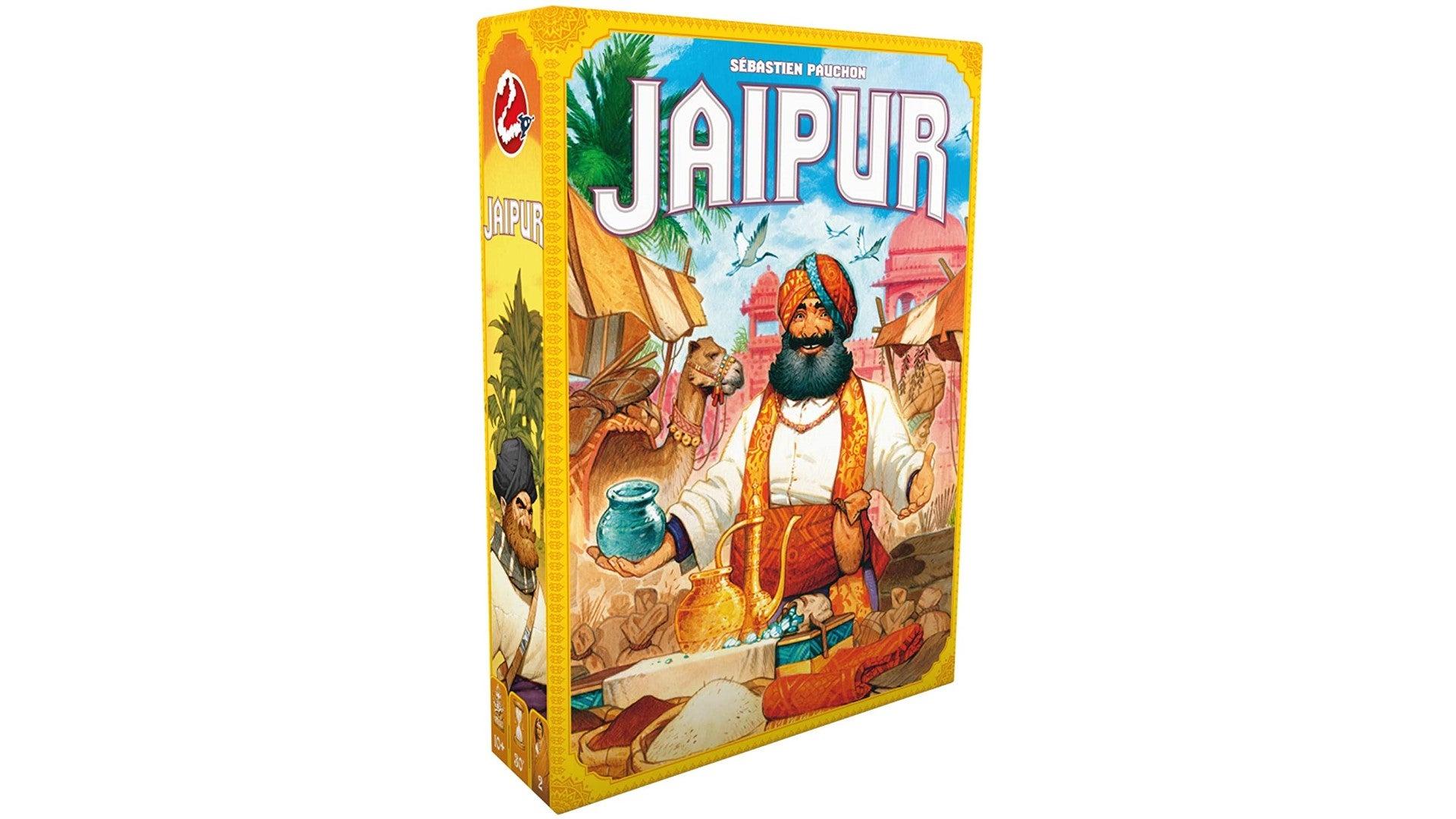Jaipur box two player game