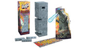 Image for Godzilla Jenga brings the iconic movie monster to the classic family board game