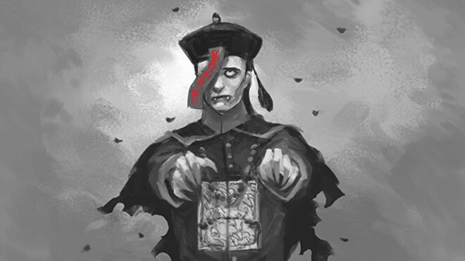 Jiangshi: Blood in the Banquet Hall RPG artwork 2