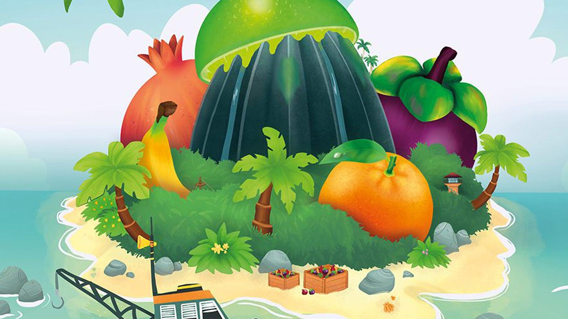 Juicy Fruits artwork