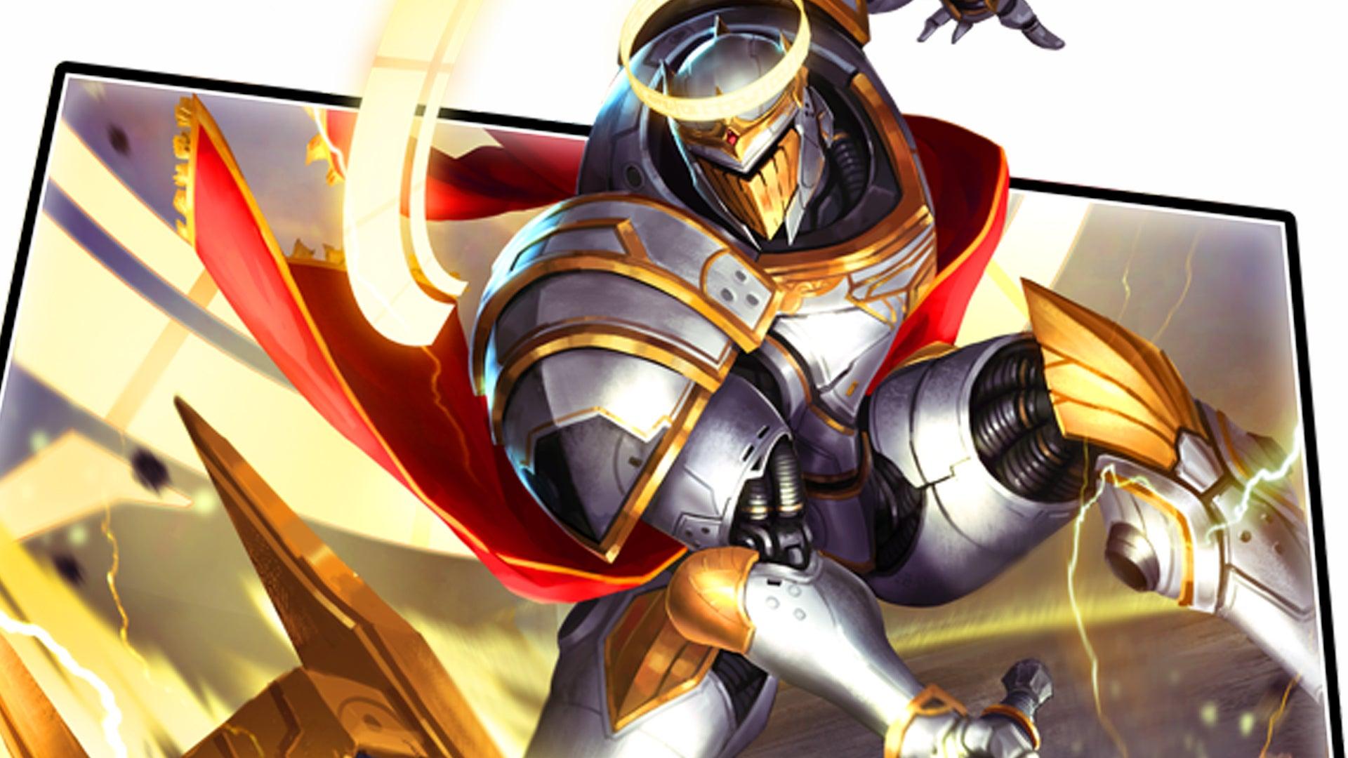 Keyforge Mass Mutation trading card game artwork