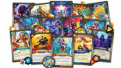 Keyforge Mass Mutation trading card game card fan 2