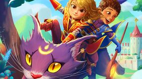 Kids Chronicles: Quest for the Moon Stones cover