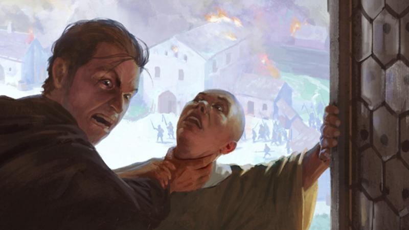 Kingdom Come: Deliverance - The Board Game artwork