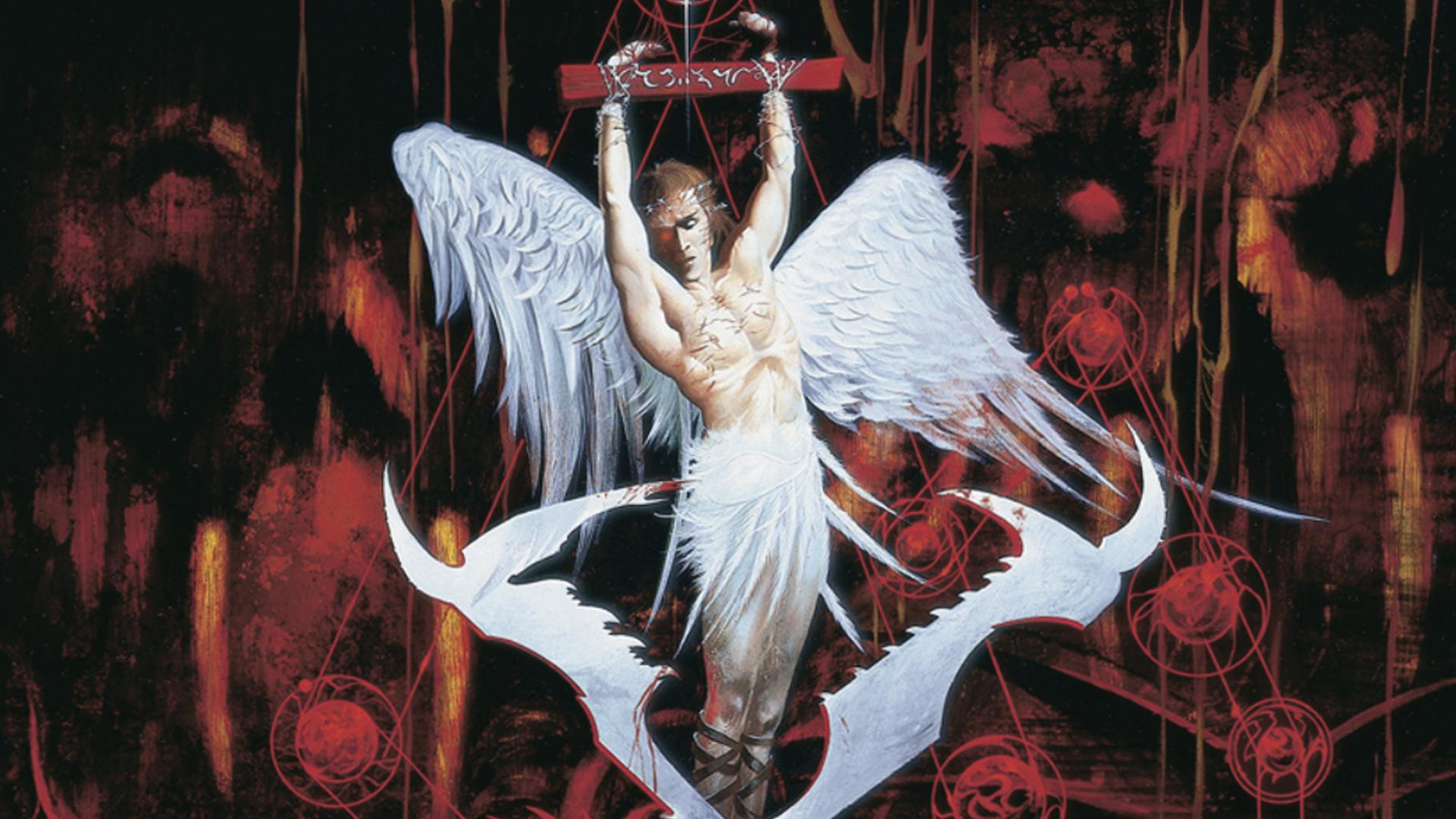 Kult: Divinity Lost rpg artwork