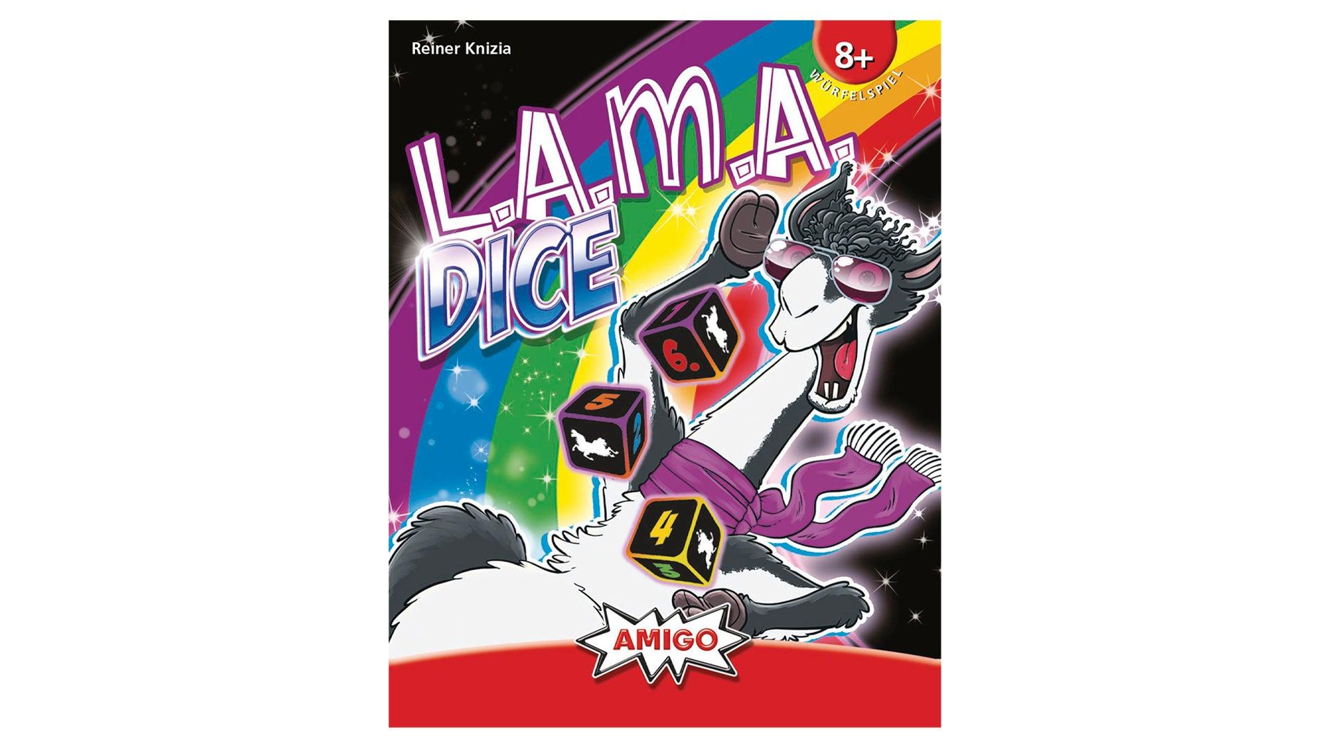 Lama Dice artwork 2