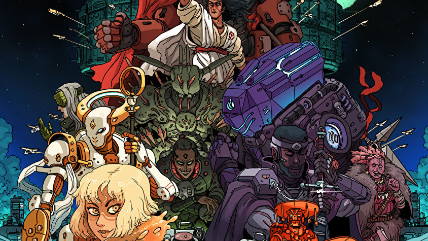 Lancer RPG artwork