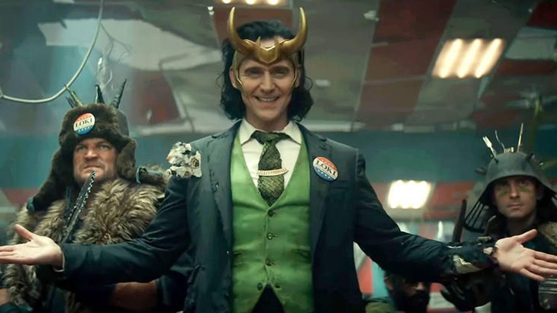 Loki series screenshot