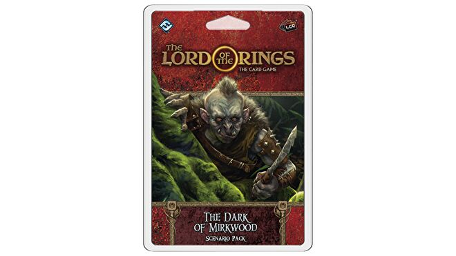 The Lord of the Rings: The Card Game - The Dark of Mirkwood