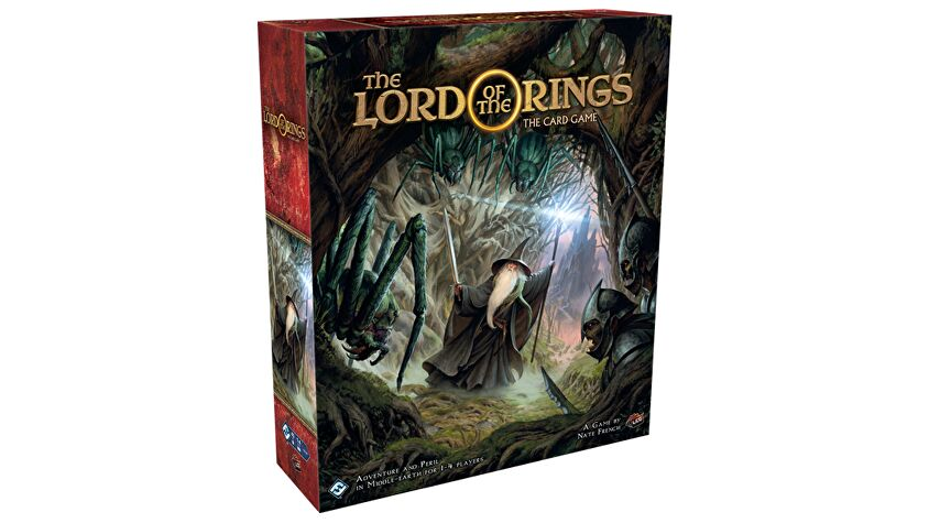 The Lord of the Rings: The Card Game - Revised Core Set