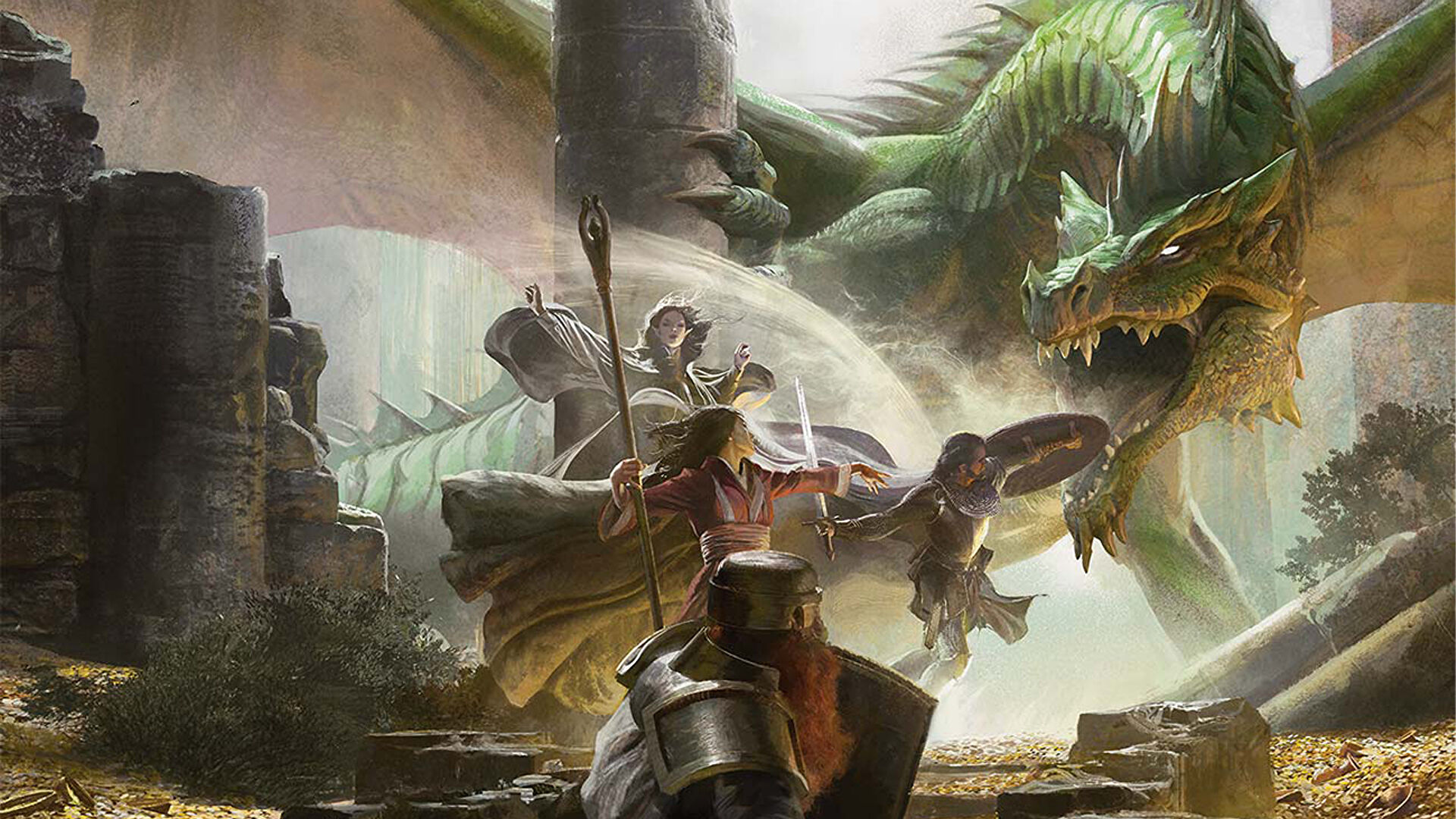 Play Dungeons Dragons 5e Starter Set Adventure Lost Mines Of Phandelver For Free On D D Beyond Dicebreaker