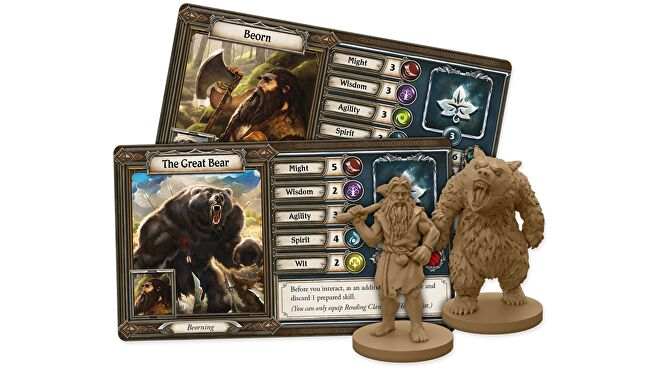 Lord of the Rings: Journeys in Middle-earth - Spreading War Beorn