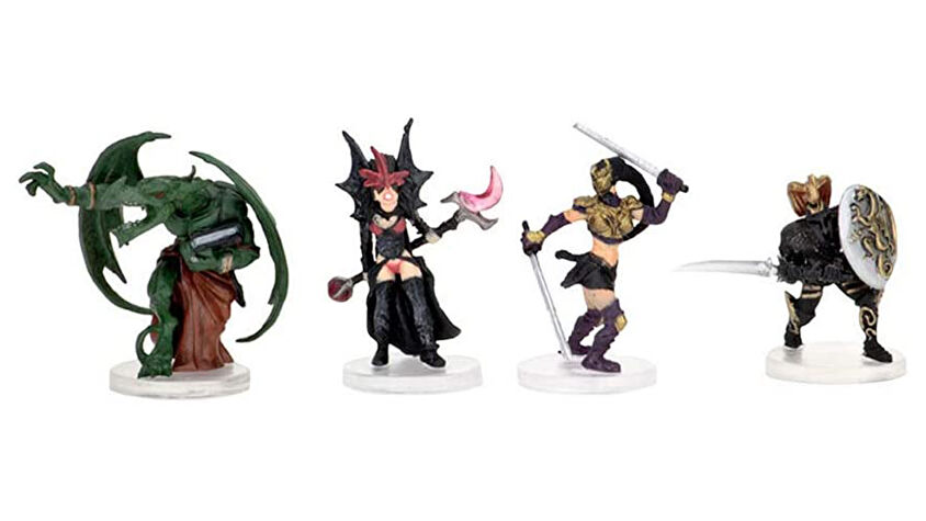 Mage Knight: Ultimate Edition miniatures