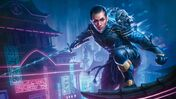 Image for Magic: The Gathering's 2022 sets include a return to Kamigawa and Dominaria, along with an urban fantasy plane
