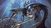 Image for Magic: The Gathering's July Superdrop celebrates icky villains, Mother's Day and watching cartoons