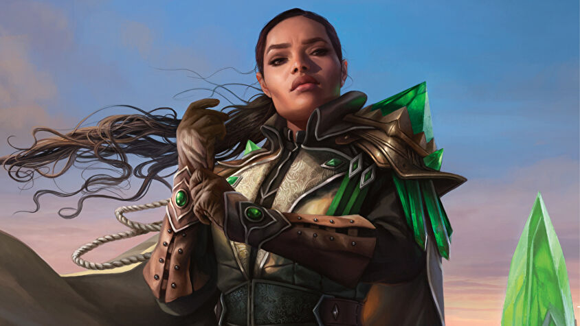 Magic: The Gathering Commander artwork
