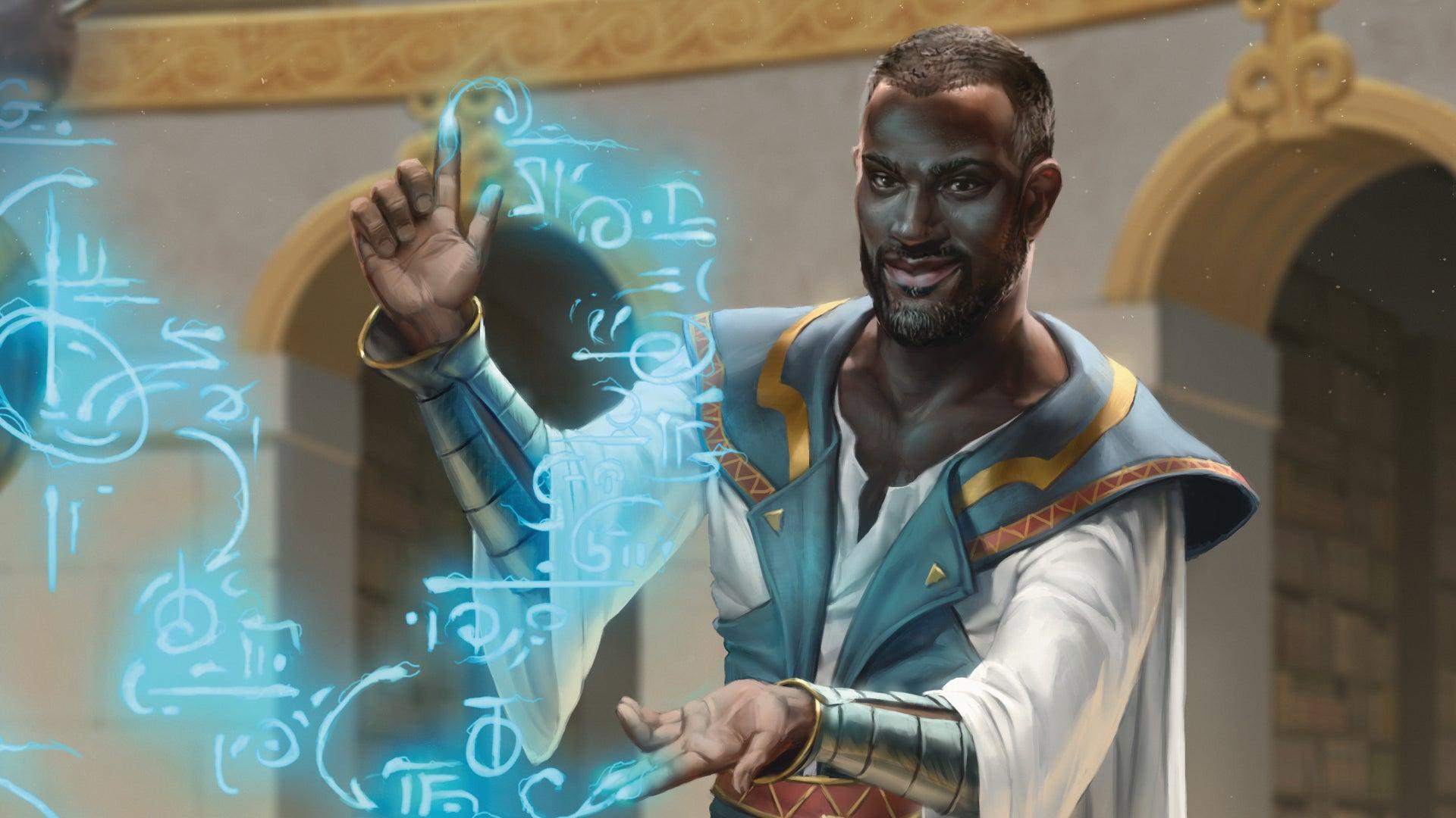 Magic: The Gathering Core Set 2021 artwork 2