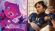 Image for Fortnite and Street Fighter are coming to Magic: The Gathering in 2022