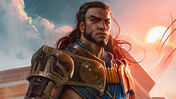 """Image for Magic: The Gathering's Netflix series lands next year, planeswalker Gideon Jura to be """"heart of the story"""""""