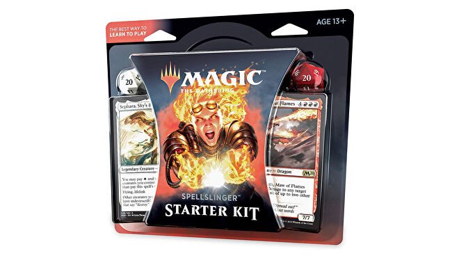 Magic: The Gathering trading card game Spellslinger Starter Kit 2020