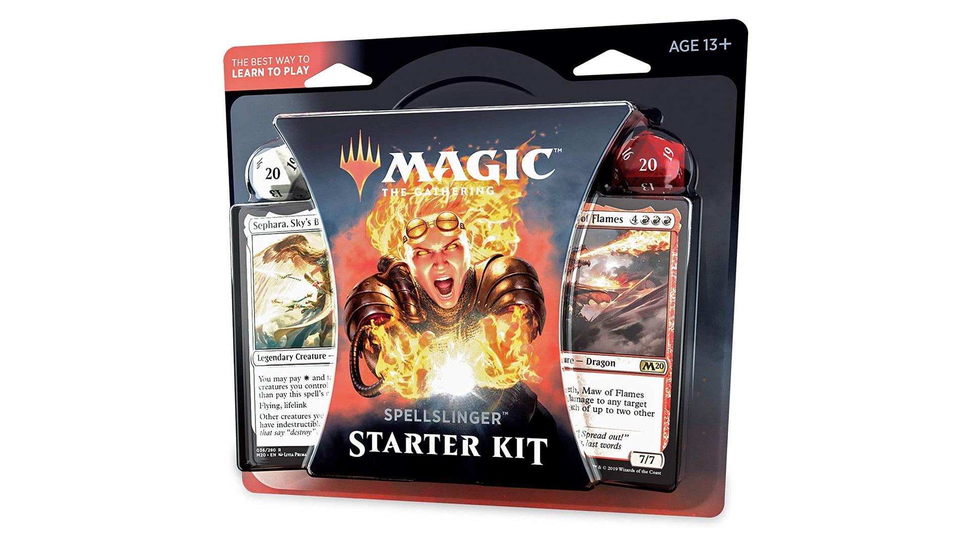 Magic: The Gathering trading card game Spellslinger Starter Kit 2020