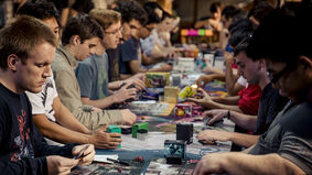 Magic: The Gathering in-store event