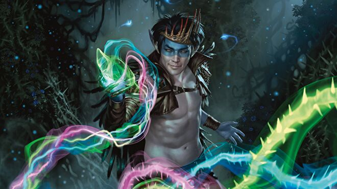 Magic: The Gathering planeswalker Oko