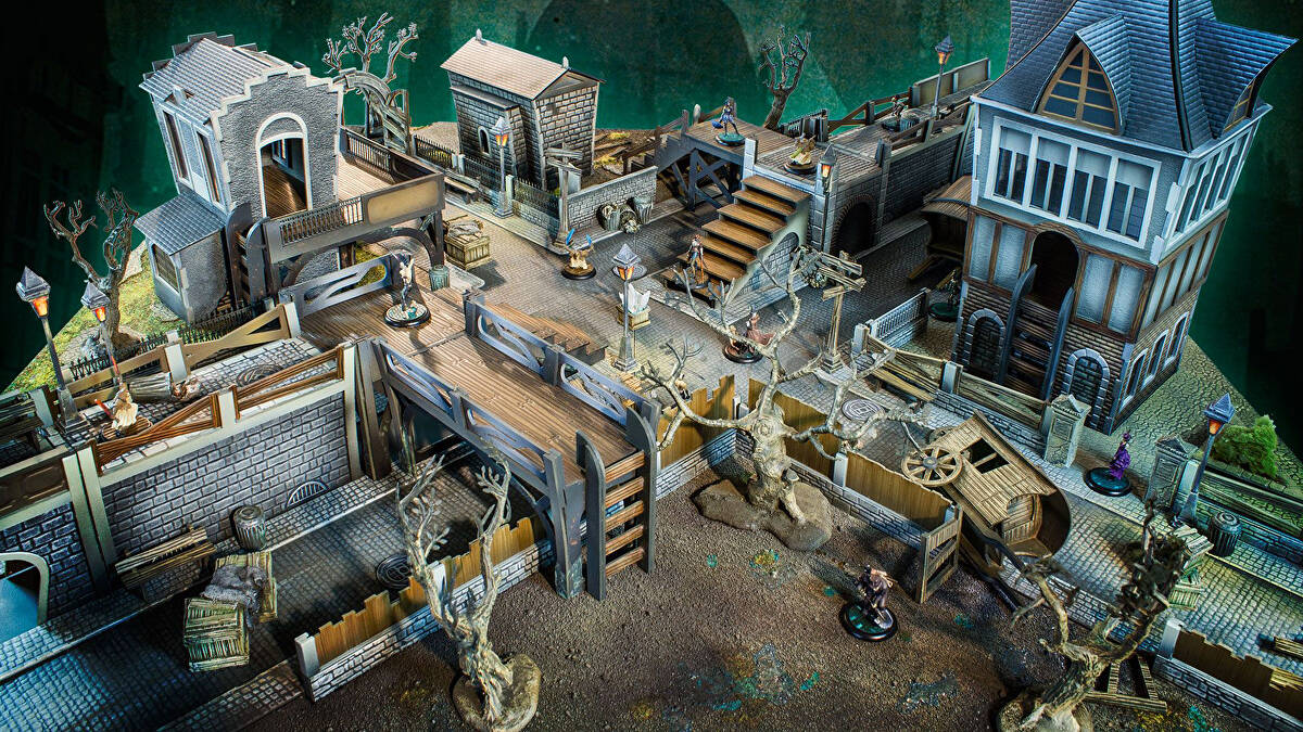 9 Best Miniatures Games That Aren T Warhammer Dicebreaker