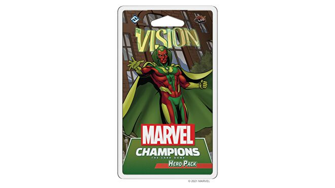 Marvel Champions: The Card Game - Vision Hero Pack