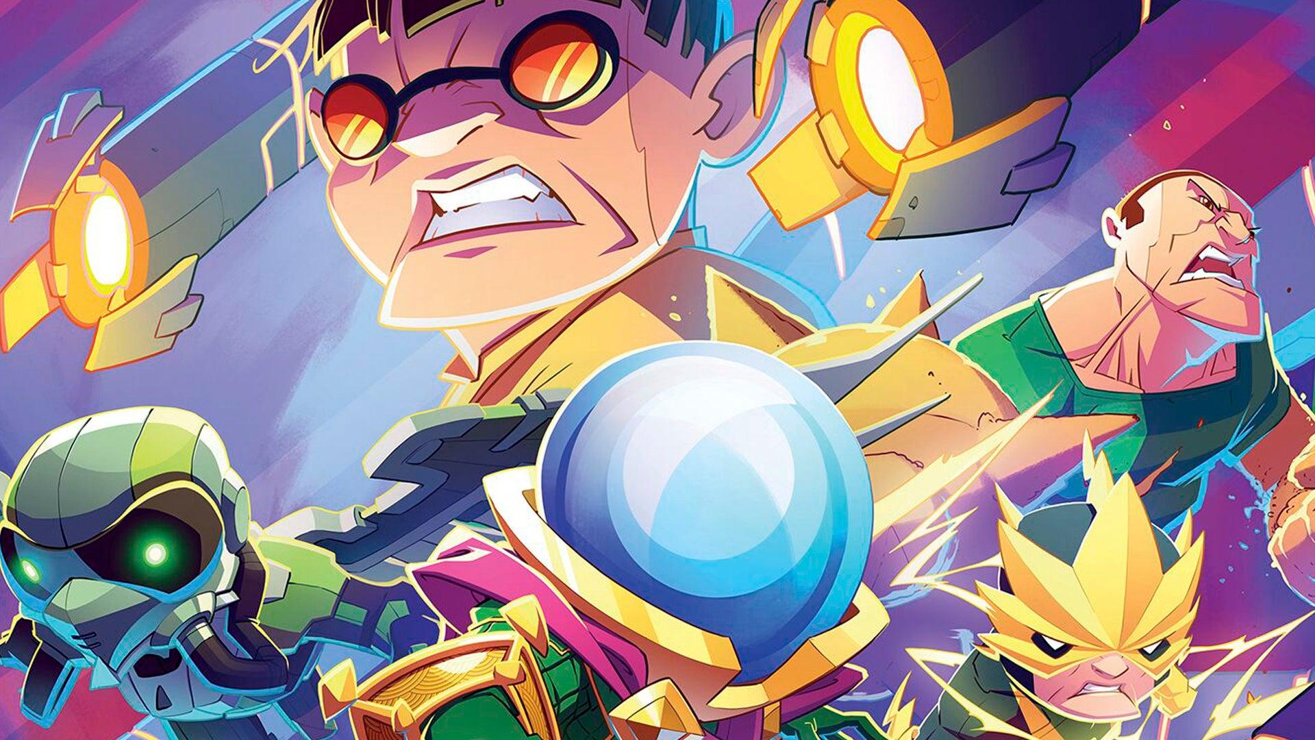Marvel United: Return of the Sinister Six board game artwork