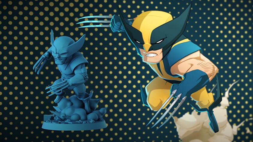 Marvel United: X-Men trailer screenshot
