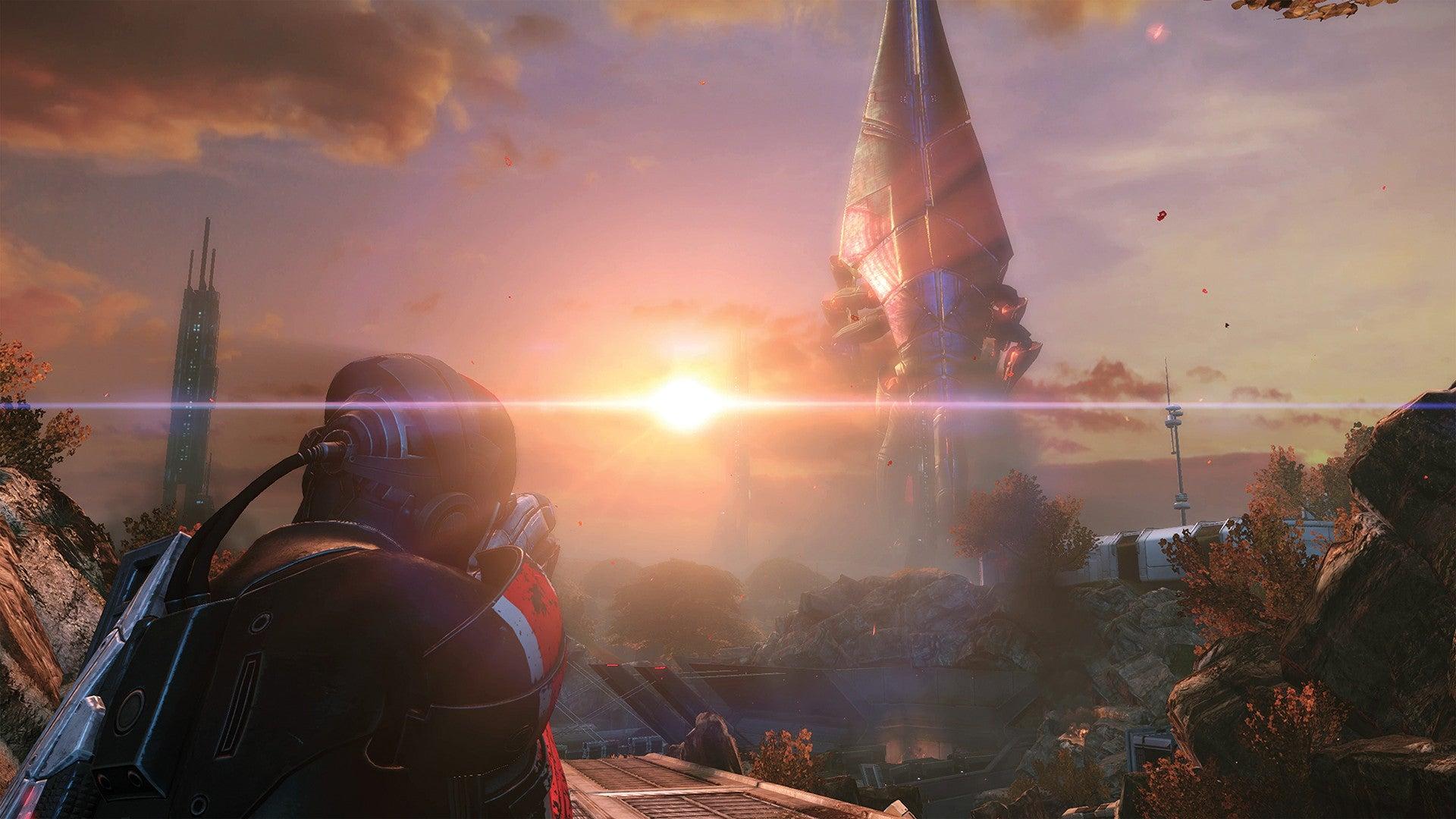 Mass Effect: Legendary Edition screenshot 1