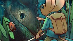 Image for Redwall-esque RPG Mausritter is squeaking onto Kickstarter with a new box set and adventure collection