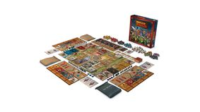 Meeples and Monsters layout image