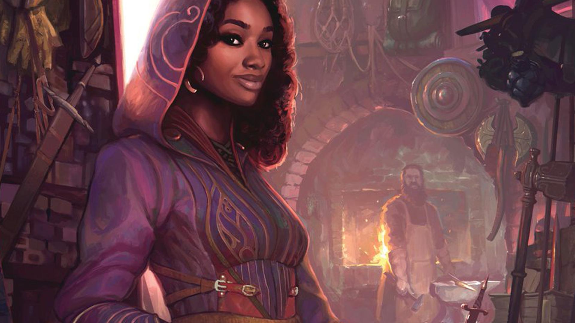 Merchants of Magick: A Set a Watch Tale artwork
